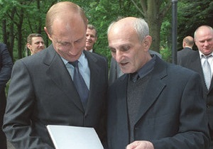 Путин - дзюдо - В Петербурге умер тренер Путина по дзюдо