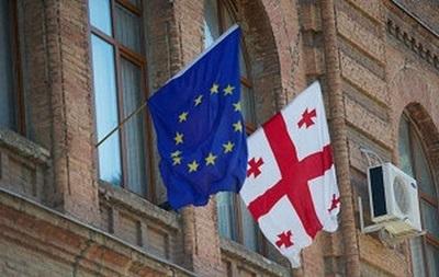 Парламент Грузии ратифицировал соглашение об ассоциации с ЕС