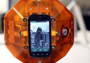 NASA рассказала о спутниках на Android