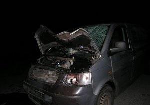 В Житомирской области иностранец сбил насмерть двоих пешеходов