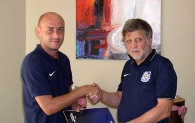 Черноморец усилился экс-футболистом Днепра и Таврии
