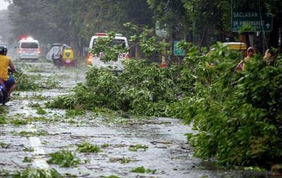 Тайфун Раммасун в Китае: погибли 14 человек
