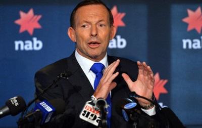Премьер Австралии заверил Порошенко в поддержке на международной арене