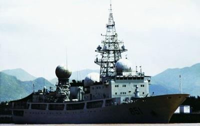 Китай направил разведывательный корабль к берегам США