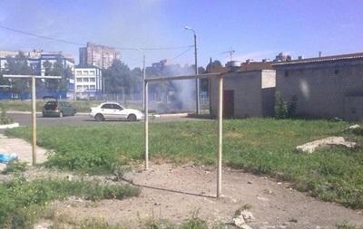 В Донецке погибли три человека, один ранен