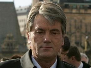 Регионалы предложили Раде расследовать обстоятельства отравления Ющенко