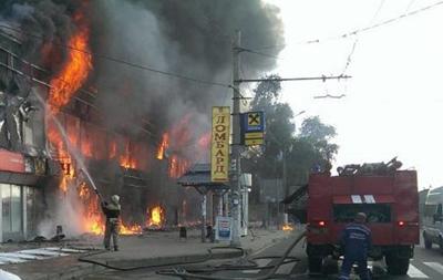 Количество погибших в Донецке возросло до четырех человек