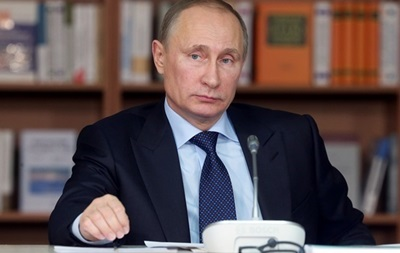 Путин проведет совещание по территориальной целостности России