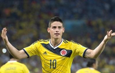 FIFA назвала найкращий гол чемпіонату світу у Бразилії (відео)
