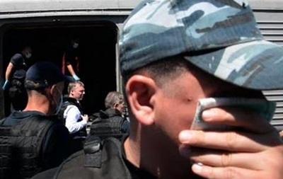 Наблюдатели ОБСЕ осмотрели вагоны-рефрижераторы с телами погибших в авиакатастрофе