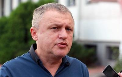 Игорь Суркис: Сейчас в Украине гибнут наши люди, наши граждане