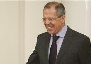 Лавров считает утечку WikiLeaks забавным чтивом