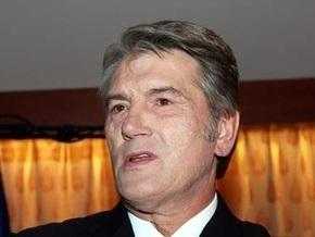 Ющенко: Тимошенко хочет руководить Украиной 15 лет