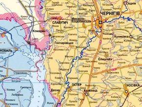 В Черниговской области третий день горит торфяник