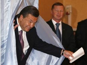 Янукович: Люди должны прекратить существующую вакханалию
