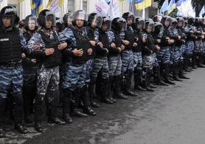 Бойцы сумского Беркута обвинили руководство в вымогательстве