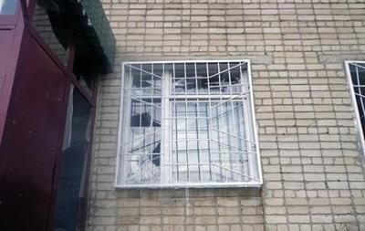 В Харьковской области возле комиссариата прогремел взрыв