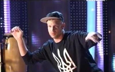 Выступление украинского певца Ивана Дорна на Новой волне