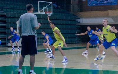 Сборная Украины по баскетболу отправилась в Словению
