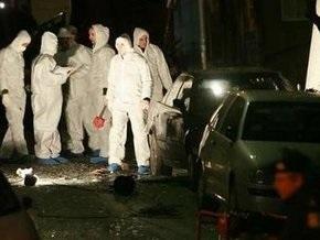 В центре Афин взорвался заминированный автомобиль