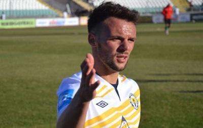СМИ: Полузащитник сборной Украины продолжит карьеру в Анжи
