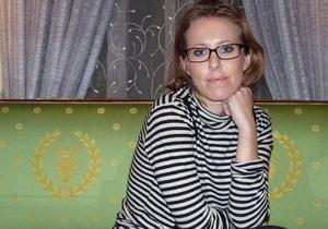 Ксения Собчак: Я не хочу революции