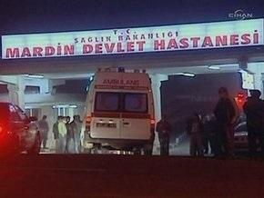 Полиция Турции задержала восьмерых подозреваемых в расстреле свадьбы