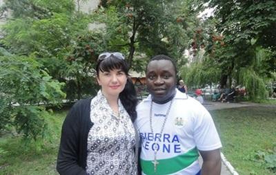 Африканец из Луганска: Война на Донбассе напомнила конфликт в Сьерра-Леоне