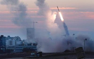 Израильские военные перехватили ракету над курортом Эйлат