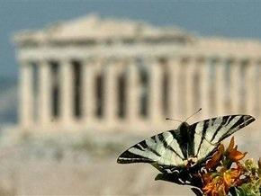 В Греции произошло землетрясение силой 4,5 балла
