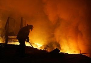 Украина наращивает выпуск стали