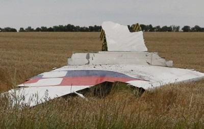 Украина передаст международным экспертам спутниковые снимки места падения Боинга