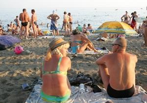 На одесском пляже казанок приняли за мину