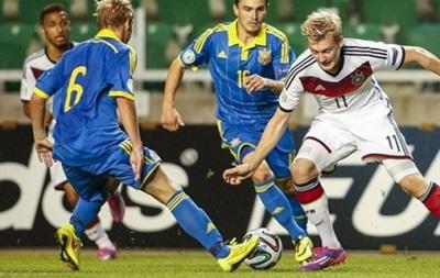 Сборная Украины U-19 на чемпионате Европы проиграла Германии и покидает турнир