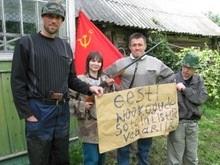 В Эстонии два хутора объявили себя советской республикой