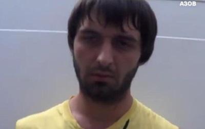 Бойцы Азова заявляют о задержании кавказских наемников