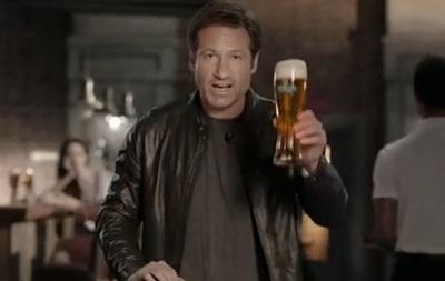 Дэвид Духовны в рекламе пива: Если бы родился в России, мне было бы чем гордиться