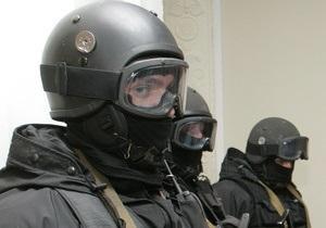 СБУ изьяла 28 кг взрывчатки у демобилизировавшегося жителя Крыма