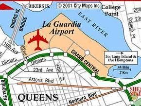 ЧП в Нью-Йоркском аэропорту: терминал закрыли из-за подозрительной сумки