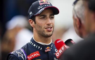 Формула-1: Дани Риккардо вырвал победу у Алонсо и Хэмилтона