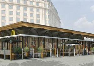 McDonald s на Почтовой площади в Киеве снесут и построят заново
