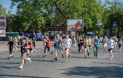 Второй этап ночных забегов KharkivGrand Prix