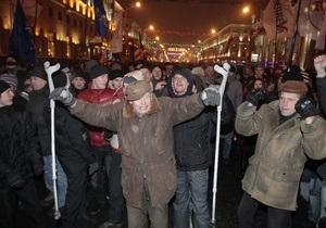 В Минске арестовали около 600 демонстрантов