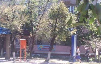 В общежитие пединститута Горловки попал снаряд