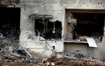 В секторе Газа уже погибли более тысячи человек - ООН