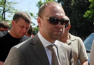 Власенко хочет подать в суд иск по факту разглашения личных данных Тимошенко