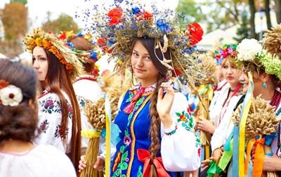В Киеве в День Независимости пройдет парад вышиванок