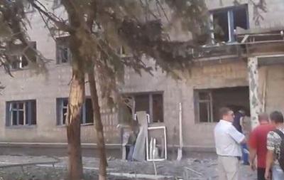 В Ясиноватой под обстрел попали жилые кварталы