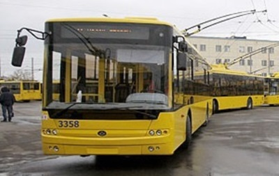Киев займет 16 миллионов евро на троллейбусы и освещение