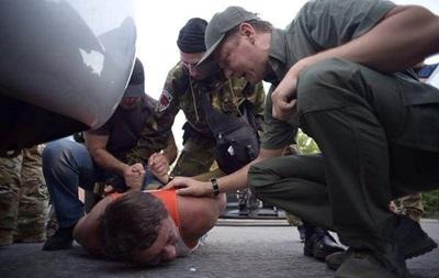 Задержаного мэра Стаханова обвиняют в сепаратизме